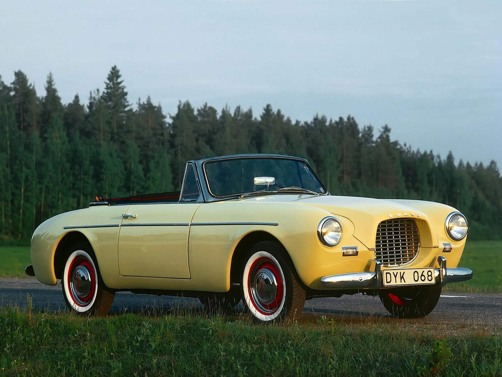 20 mai 1957 – Volvo cesse la production de la P 1900